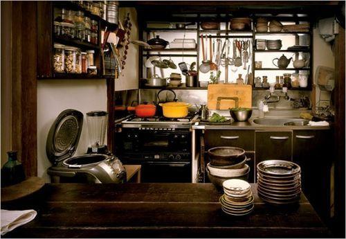 старая японская кухня