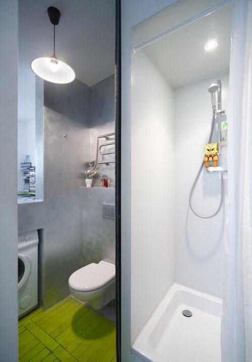 Душевая квартира и туалет в квартире