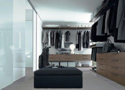 Устройство гардероба в доме
