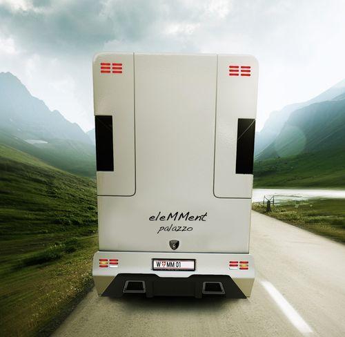 Дом на колесах от Marchi Mobile