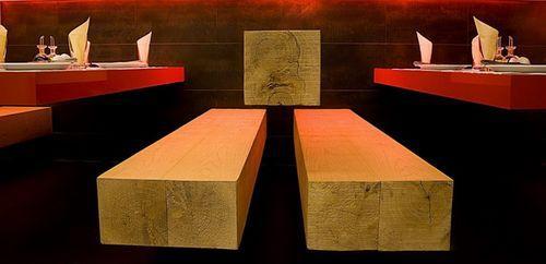 использование деревянного бруса