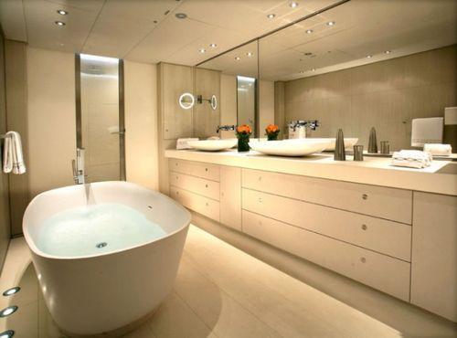 ванная комната на яхте
