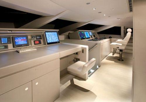 центр управление яхтой