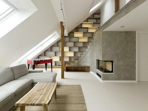 Как превратить чердак в уютную квартиру?