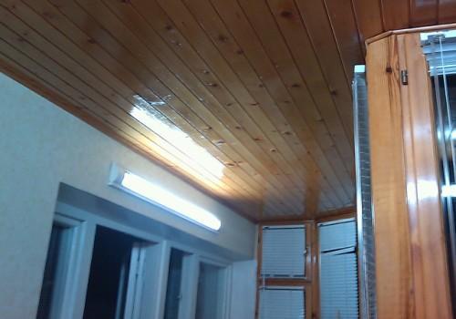 Как провести свет на балкон?