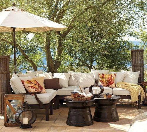 Мебель в саду