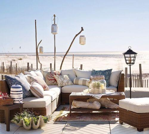 Мебель для отдыха на пляже