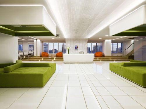 Офис компании Astral Media от Lemay Associés