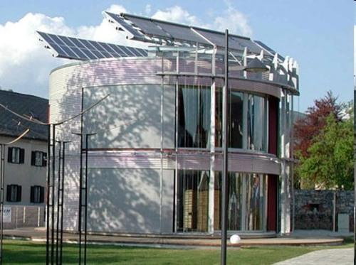 Состав проекта энергоэффективного дома