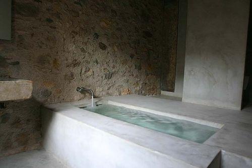 холодная ванная комната