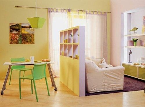 Зонирование квартиры и расстановка мебели