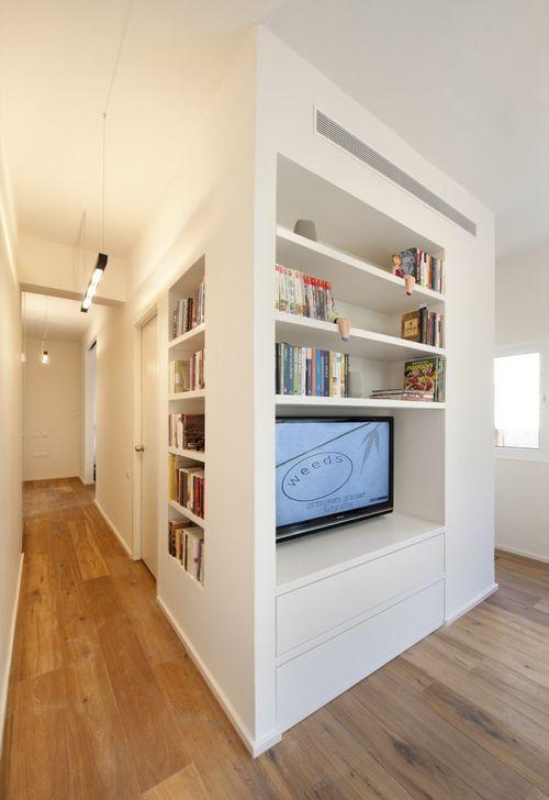 Коридор и прихожая в однокомнатной квартире