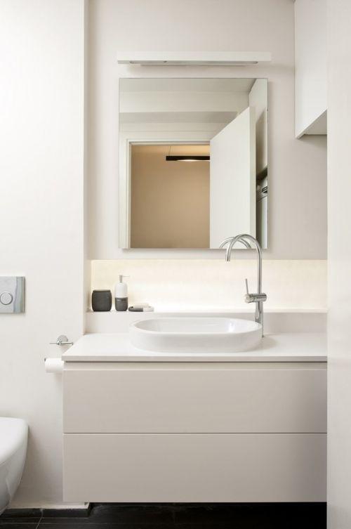 Ванна в однокомнатной квартире