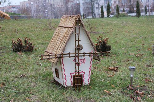 Мельница в украинском стиле