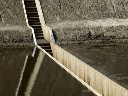 Мост-желоб