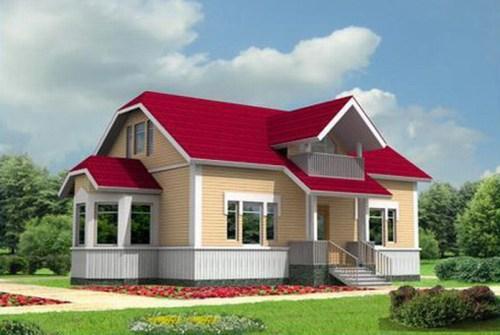 Организация внутреннего пространства энергоэффективного дома