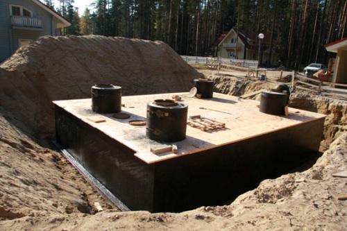Для каких зданий можно применять противопожарное водоснабжение из емкостей?