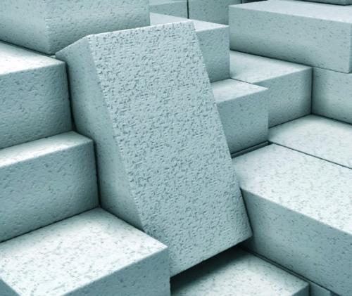 Выбор газобетонных блоков