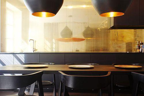 Дизайн интерьера маленькой квартиры в Нью-Йорке