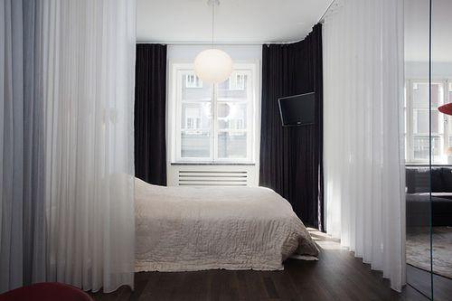 маленькая квартира в Нью-Йорке