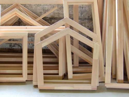 Древесина для производства деревянных окон