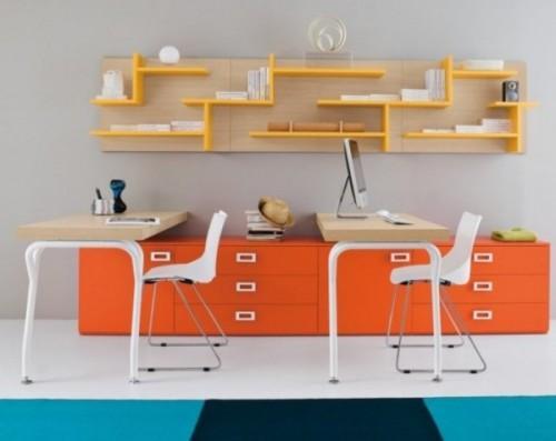 Как оформить рабочее место в детской комнате?