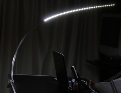 Светильник из диодов