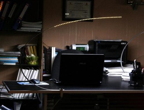 LED светильник своими руками