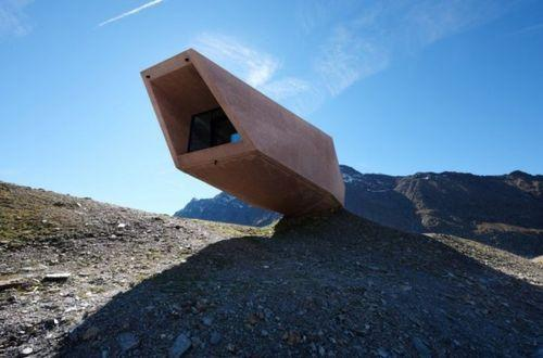 Музей в австрийских горах