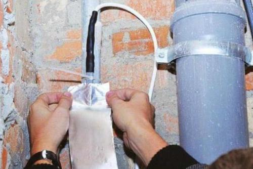Новая технология монтажа системы антиобледенения
