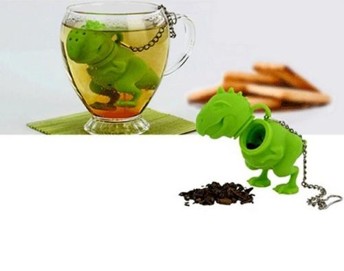 Динозавр в чашке