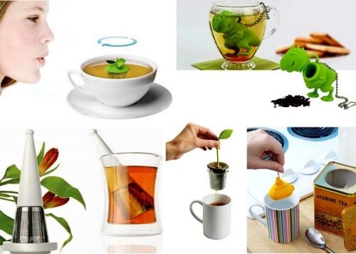 Оригинальные заварники для чая