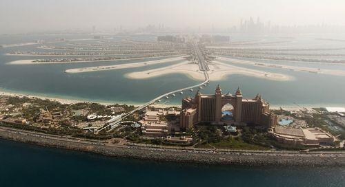 Отель «Atlantis» в Дубае
