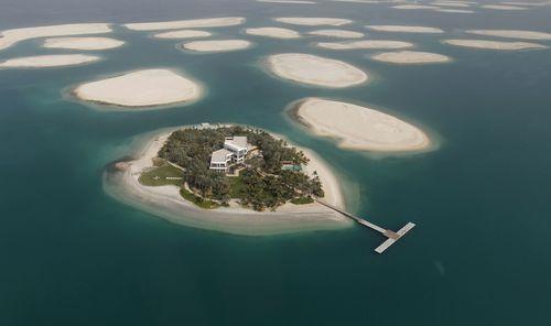 «Мировые острова» в Дубае
