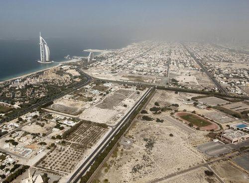 Отель «Бурдж аль-Араб» в Дубае