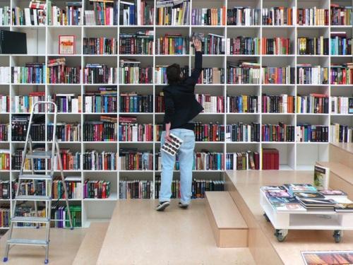 Магазин книг Alexis