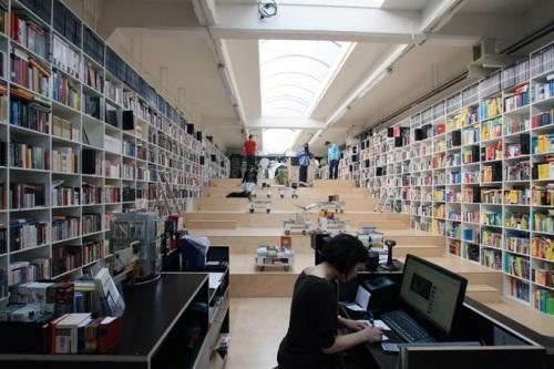 Многофункциональный книжный магазин