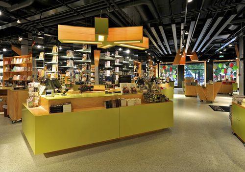 Книжный магазин в Осло