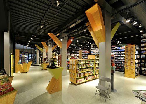 Книжный магазин Tanum Karl Johan
