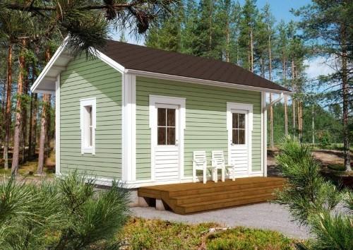 Когда нужно строить гостевой дом?
