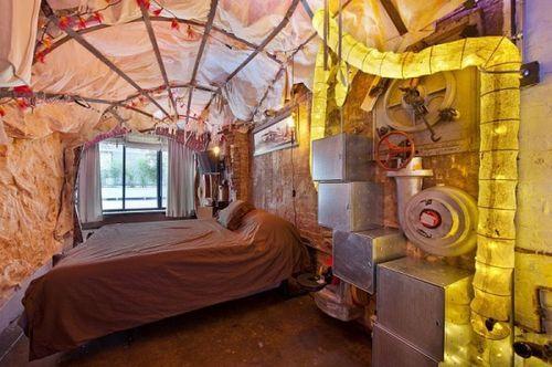 Сказочный интерьер квартиры