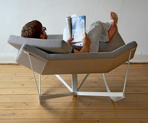 Кресло-качалка Sway от  Маркуса Краусса