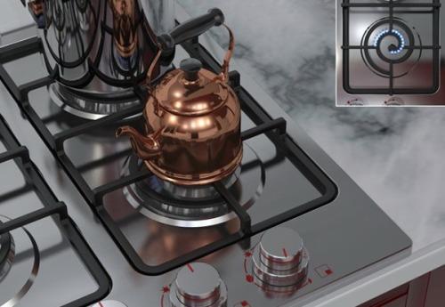 Кухонная плита от Алиреза Алави