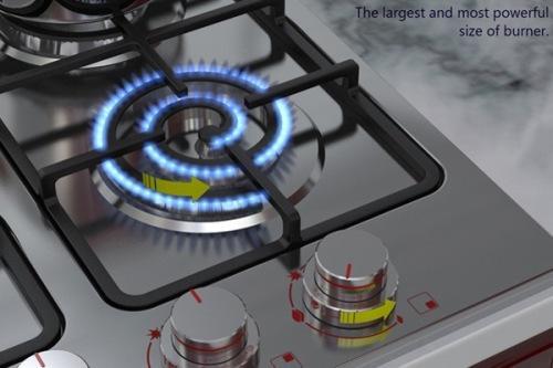 Кухонная плита Spiral Burner