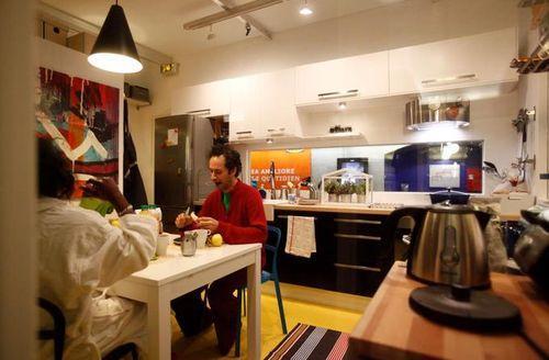Квартиры IKEA в метро