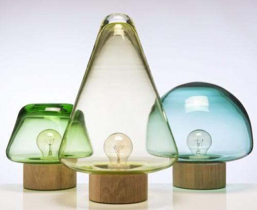 Лампы Skog от Caroline Olsson
