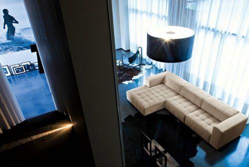 Итальянский диван от Busnelli