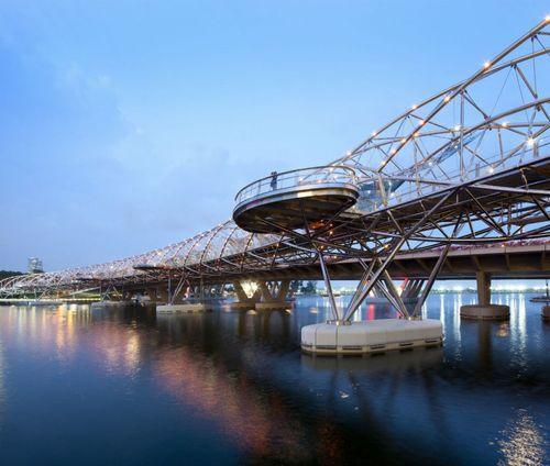 Мост со смотровыми площадками