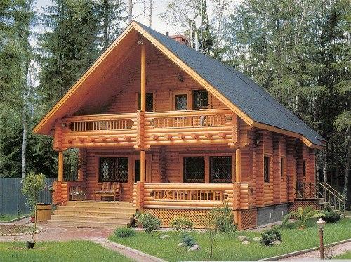 Насколько деревянные дома долговечны?