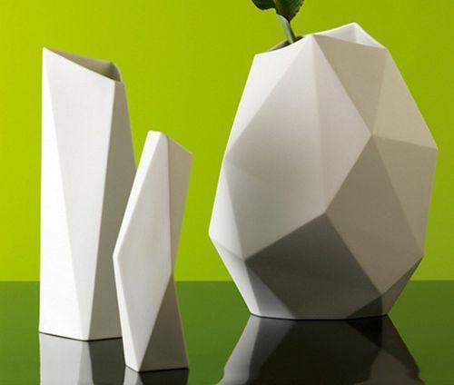 Креативная ваза